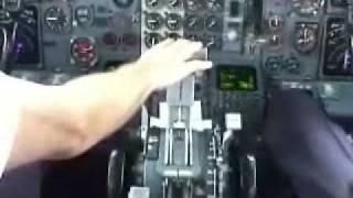 Aerei Decollo di un Boeing 737 filmato dalla cabina wmv