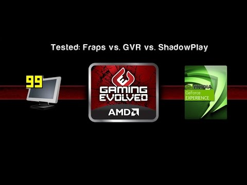 Benchmark: ShadowPlay vs  AMD GVR vs  FRAPS | SuperNewsWorld com