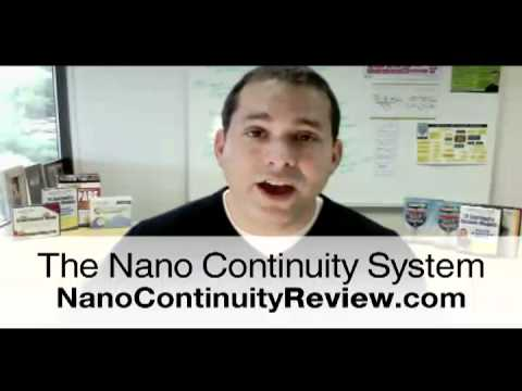Nano Continuity Tips with Ryan Lee
