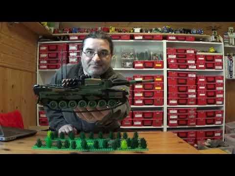 Leopard 2A4 von Cobi [GER]