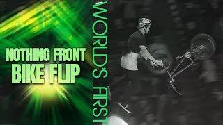 Ryan Williams: World's First Nothing Front Bike Flip