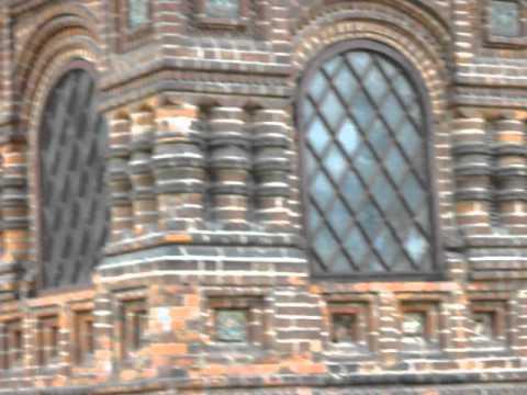 Yaroslavl. St. John The Baptist Church. Церковь Иоанна Предтечи