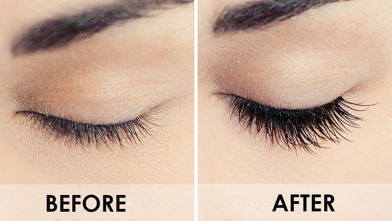 How To Get Thicker Eyelashes Naturally Youtube