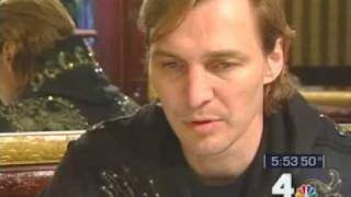 Sergei Fedorov Feels at Home at the Russia House
