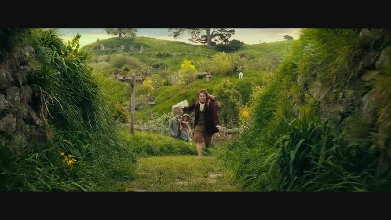 The Hobbit An Unexpected Journey   Iu0027m Going On An Adventure!   YouTube