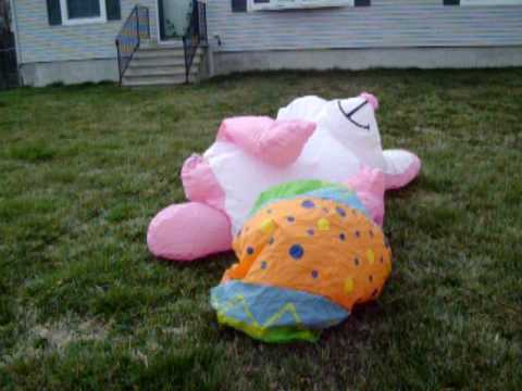 My Valentineu0027s Day Inflatables 2013   YouTube