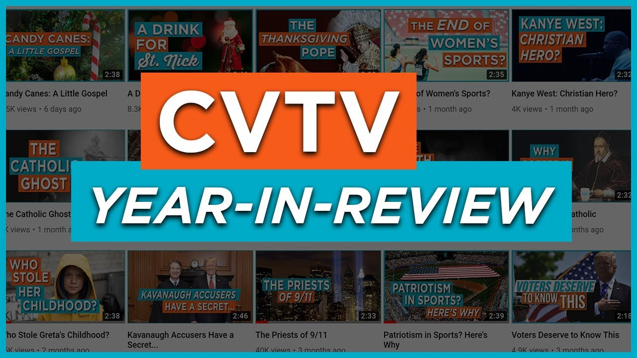 CVTV Year-In-Review