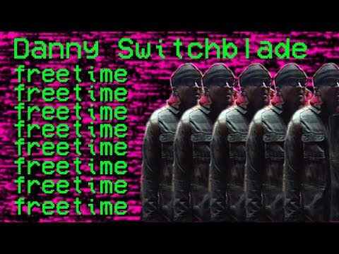 "Danny Switchblade ""Free Time"" (Official Music Video)"