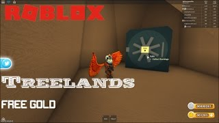 Roblox: TreeLands: How to get FREE gold (NO ROBUX)