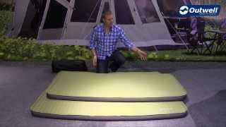 Outwell Self-inflating Dreamboat - 2014 | Innovative Family Camping