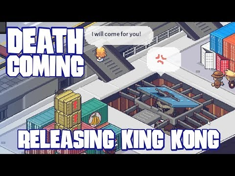 Death Coming - Releasing The Monarch Monkey (Death Coming Gameplay)