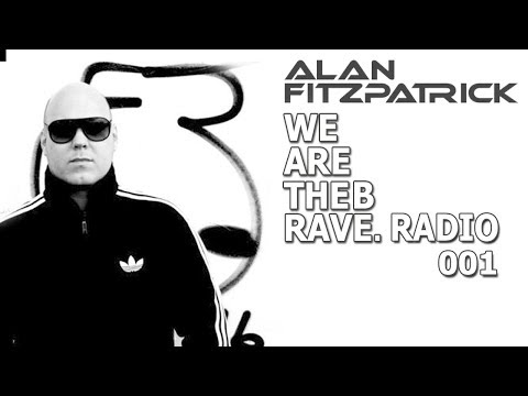 Alan Fitzpatrick presents We Are The Brave Radio 001 (03 May 2018)