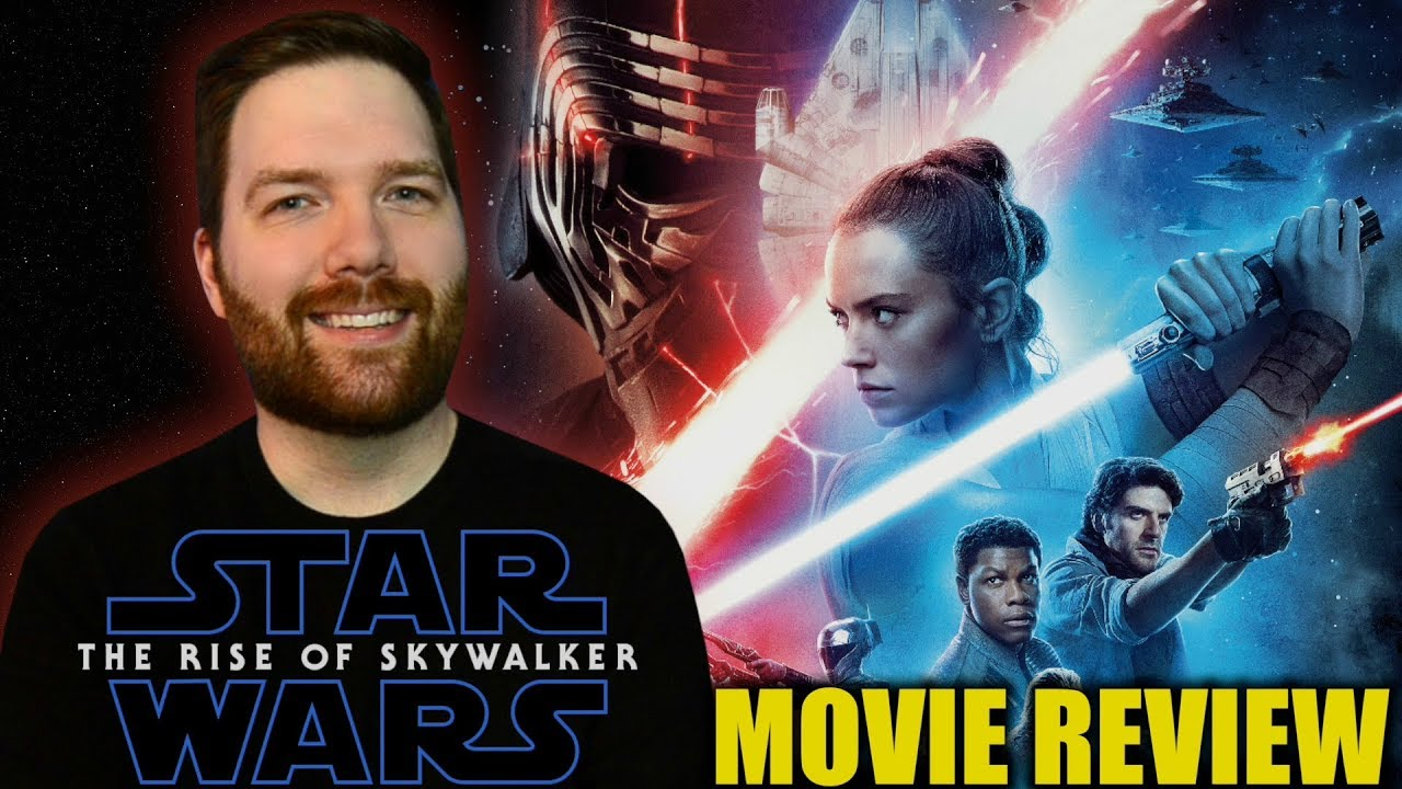 Star Wars The Rise Of Skywalker Movie Review Youtube