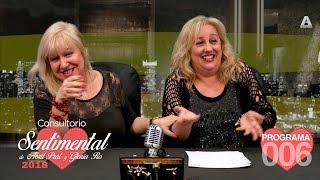 Consultorio Sentimental de Abril Prat y Gloria Ro 2018 - Programa 006
