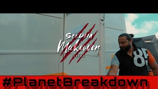 KR$NA x SEEDHA MAKEOVER EMIWAY DISS | REACTION | PLANET BREAKDOWN