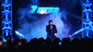 Эльбрус Джанмирзоев Напоминание сольный концерт в Дербенте 2015 г 7 небо