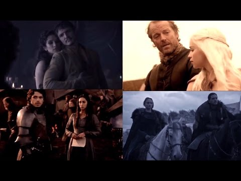 Most Popular Pairings [Game of Thrones]