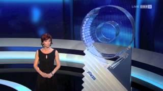 Lotto 6 aus 45 mit Joker vom 17. September 2014 in ORF 2