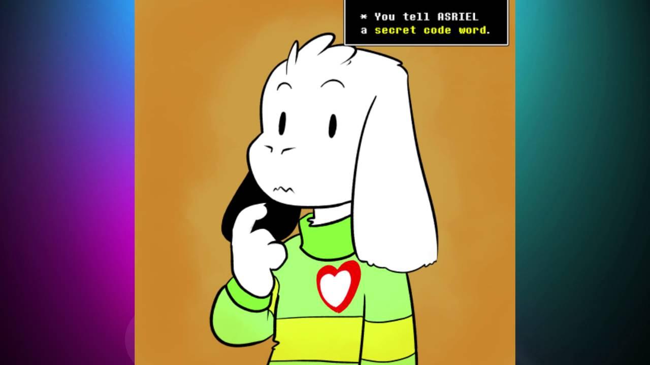 [Undertale] leaving the secret code words to Sans (Comic dub)