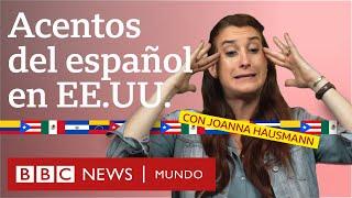 7 acentos del español en EE.UU. por la comediante Joanna Hausmann | BBC Mundo