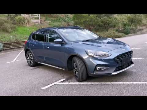 2019 Ford Focus Active first look video. Melbourne Australia