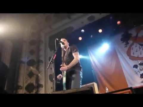 Another Innocent Girl/Steamer Trunk - Alkaline Trio, Chicago, 18 October 2014 [HD]