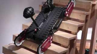 レスキューロボット 福島原発に投入された国産ロボット