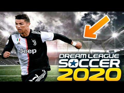 DREAM LEAGUE SOCCER 2020 шықты. ШОК!!!!!!😱