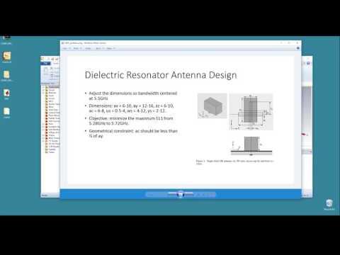 Dielectric Resonator Antenna