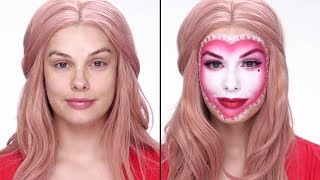valentines day special which type of girl are you? diy makeup hacks and more by blossom
