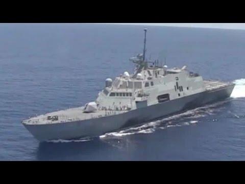 China warns U.S. to stop transits in South China Sea