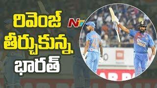 India vs Bangladesh 2nd T20I: Rohit Sharma guides India   NTV Sports