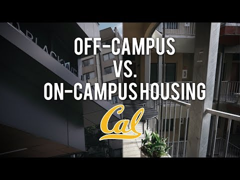 Off-Campus vs. On-Campus Housing | UC Berkeley
