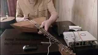 Урок по натяжке струн на балалайку