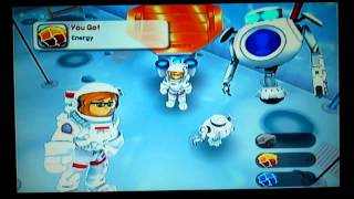 Space camp Wii Walkthrough w/commentary part 2