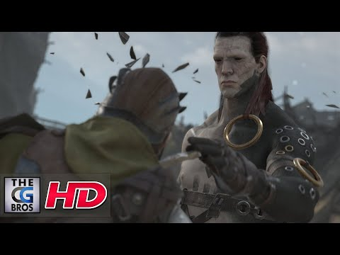 CGI Animated Short & Tech Demo: