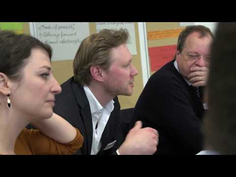 Our European Future - Workshop at Stiftung Mercator, April 2017