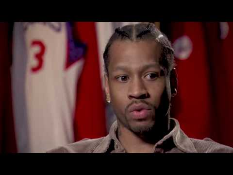 * Allen Iverson Interview Part 3 *