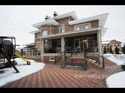 Меблированный дом 500 м2 в поселке Ваутутинки на участке 0.24 га