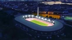 OLYMPIC STADIUM - Past and Present