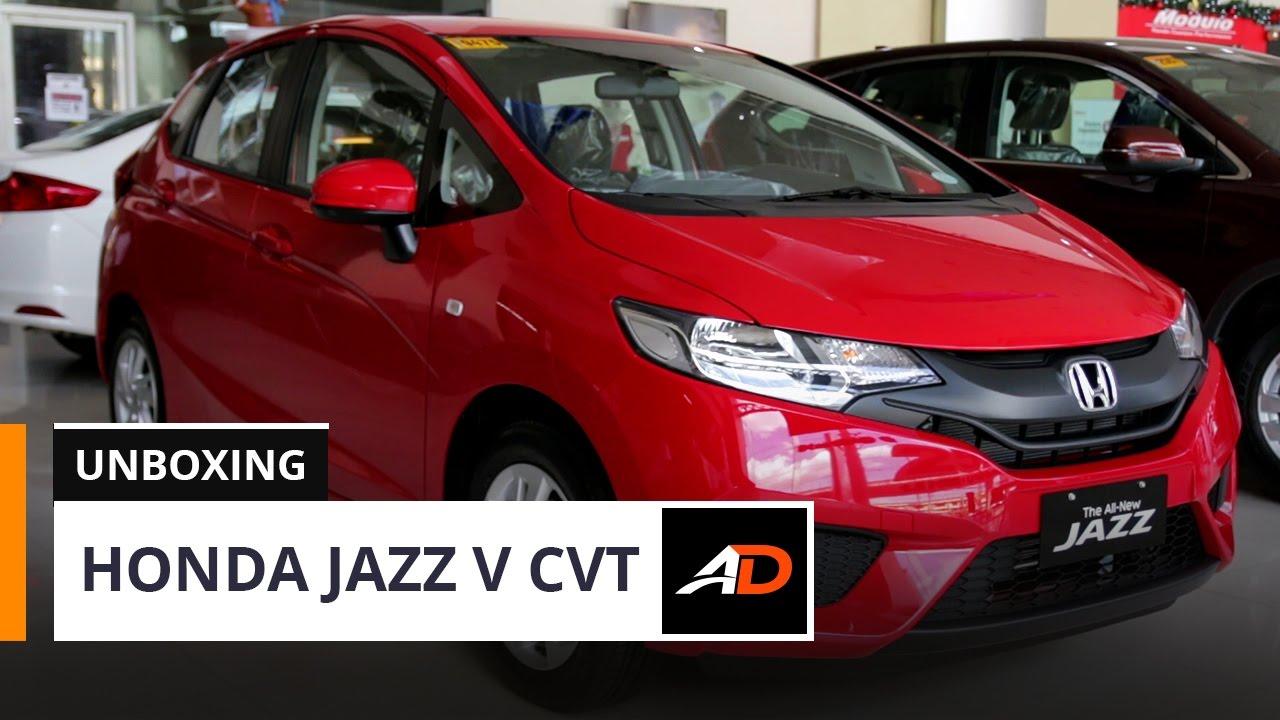 Honda Jazz V Cvt Autodeal Unboxing Youtube