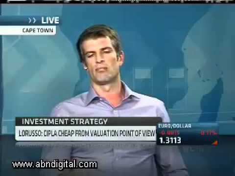 JSE Gold Sector With Giuseppe Lorusso