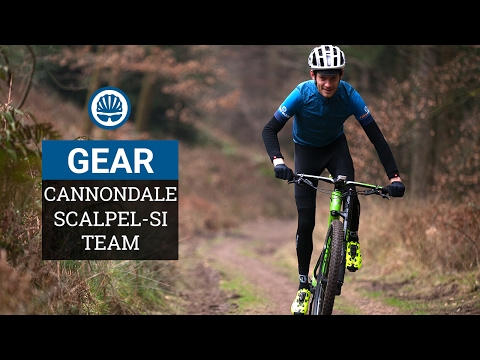 86db47141 Cannondale Scalpel-Si Team Review - Fast   Fun Race Bike