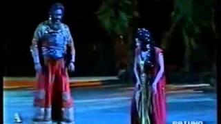 Aprile Millo & Silvano Carroli - Ciel mio padre ( Aida - Giuseppe Verdi )