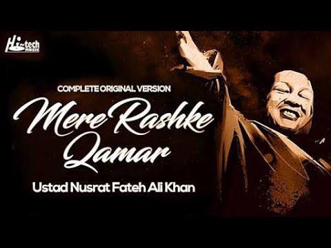 Rashke Qamar Tribute To Nusrat Fateh Ali Khan By Rizwan Ahmed Official