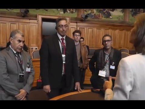 Des journalistes marocains en visite en Suisse