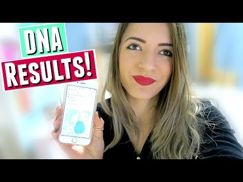 WHAT AM I SHOCKING DNA RESULTS! Ancestry DNA results Am I Greek?! VLOGMAS Day 21
