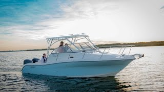 Century Boats | 30 Express | Walk Around Boats | Outboard Cruiser