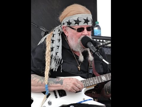 David Allan Coe ~ You Never Even Called Me By My Name ~ Willie Nelson 4th of July Picnic 2014