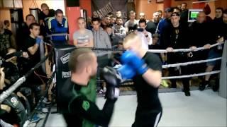 Турнир по бокс Impact Of Champions 2016 - Дани Йорданов vs. Даниел Раждан